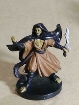 Dungeons & Dragons Miniatures Githzerai #23 D&D Mini Collectible Wizards! - $8.79