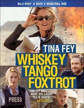 Whiskey Tango Foxtrot (Blu Ray/DVD W/Digital Hd Combo)