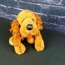 GANZ Webkinz Plush Irish Setter Dog HM177 No Code Stuffed Animal Brown #A1 - $11.87
