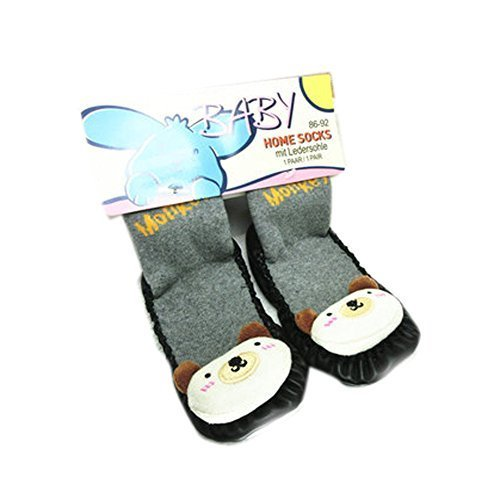 Bear Toddler Anti Slip Skid Shocks Baby Stockings Newborn Infant Shoes