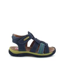 Boy's Rilo Leather Crazy Navy Sandal (Toddler/Youth) - $29.99