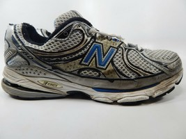 New Balance 760 Taille Us 12 2e Large Ue 46.5 Homme Chaussures Course Argent