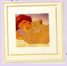 Disney Lion King Simba & Nala Serigraph Ltd Ed - $378.99