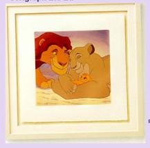 Disney Lion King Simba & Nala Serigraph Ltd Ed - $378.99