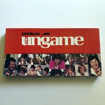 The Ungame 1975 Board Game Helps People Communicate Family Vintage - $9.92