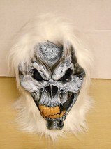 E.U. Ghoul (White Hair, Teeth) Rubber Mask - $15.83