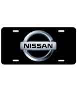 Nissan Aluminum Vanity License Plate Tag 350z Altima Maxima Frontier Pat... - $14.99