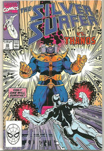 SILVER SURFER #38 THANOS Marvel Comics 1st Print - $9.89