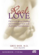 Real Love Audio Book Greg Baer - $72.87