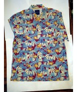 NWT Tommy Bahama button up Hawaiian floral shirt size L  - $49.50