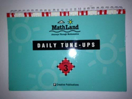 Mathland Daily Tune-Ups Grade 3 [Unknown Binding]