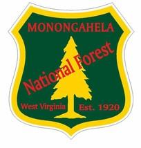 Monongahela National Forest Sticker R3275 West Virginia YOU CHOOSE SIZE - $1.45+