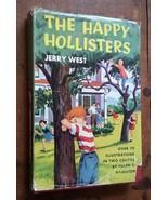 1 Vintage Happy Hollisters 1st Book in Series Vintage Children's Book  - $7.49