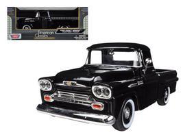 1958 Chevrolet Apache Fleetside Pickup Truck 1:24 Diecast Model by Motormax - $33.46
