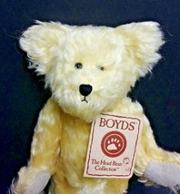 Original Mohair Bear Boyds Collection Limited Edition Dazie NOS 590060 - $33.85