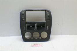 2002-2005 Ford Explorer Radio Dash Bezel W/ AC vents 2L2X78044D82A OEM 3... - $14.84