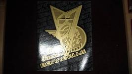 1987 GM Pontiac Bonneville Service Shop Repair Workshop Manual OEM Factory  - $9.89