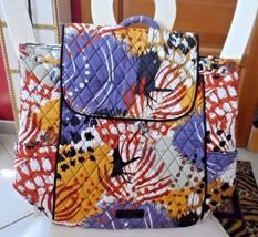 Vera Bradley drawstring backpack in Painted Feathers NWOT #1 - $42.00