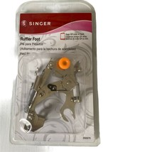 Singer 2500270 Sewing Machine Ruffler Attachment Presser Foot Low-Shank. - $12.99