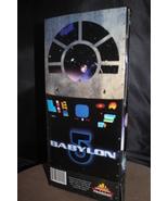 "1997 Babylon 5 Action Figure GARIBALDI 9"" Limited Edition Collector's Se... - $18.25"