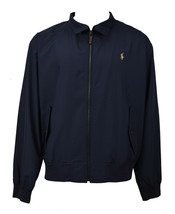 Polo Ralph Lauren Mens Blue Bi-Swing Windbreaker Jacket Coat Sz 2XL XXL ... - $168.29