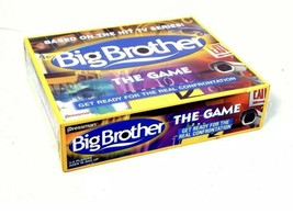 Big Brother Board Game- Pressman 2000, 4-6 Players, Ages 16+ *Brand New,... - $43.97