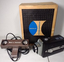 Bell & Howell Super Eight (8) Optronic Camera WITH Light Bar - SHIPS FREE! - $33.85