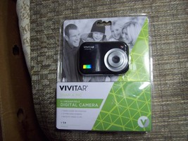 8#F   Vivitar V54 5.1MP Digital Camera with 1.5 Inch TFT Panel  (Brand New) - $14.84