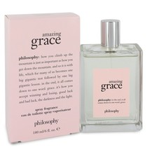 Amazing Grace by Philosophy Eau De Toilette Spray 6 oz for Women #547887 - $58.09