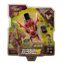 Hello Carbot Zakrane Bang Korean Transformation Action Figure Toy Robot