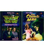 Strangers von Venus-Cosmic Man-594ms Sci-Fi Neu 2 DVD - $59.38