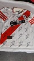 soccer jersey camiseta club River Plate  Argentina    1996/ 7 Adidas - $103.95