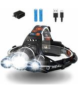 Taschenlampe Vorne LED Wiederaufladbare Hoch / Höhe Leistung Mit 4 Typen... - $204.60