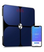 Smart Body Fat Scale, YOUNGDO Wireless Digital Bathroom Scale for Weight... - $60.27 CAD