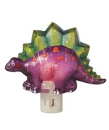 Midwest CBK Beaded Purple Dinosaur Night Light - $15.35