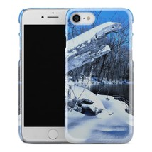 Casestry | Snow By River Winter Christmas | iPhone 8 Case - $11.99