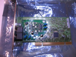 Intel 537EPG PCI Modem Card from Dell Dimension PC - USED Qty 1 - $5.69