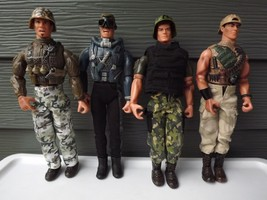 """Lanard Toys Corps Army Navy Action Figures 12"""" - $46.74"""