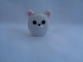 Lalaloopsy Mini Mittens Fluff 'N' Stuff Pet White Bear Pencil Topper - $1.19