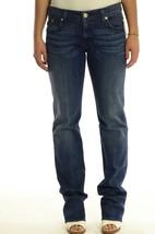 "30 x 35"" NWT Authentic Rock & Republic Stella Crystal R Straight Jeans Gala - $196.02"