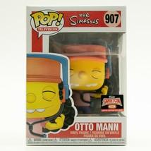 Funko Pop Target Con 2021 The Simpsons Otto Man 907  - $29.39