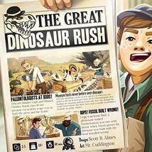 The Great Dinosaur Rush Board Game APE Games - $109.72