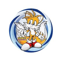 BirthdayExpress Sonic The Hedgehog Party Supplies - Dessert Plates 8 - $10.85