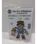 NMI Pin Pal Ornament Needlepoint Kit Christmas Lamplighter 5609 - $11.75