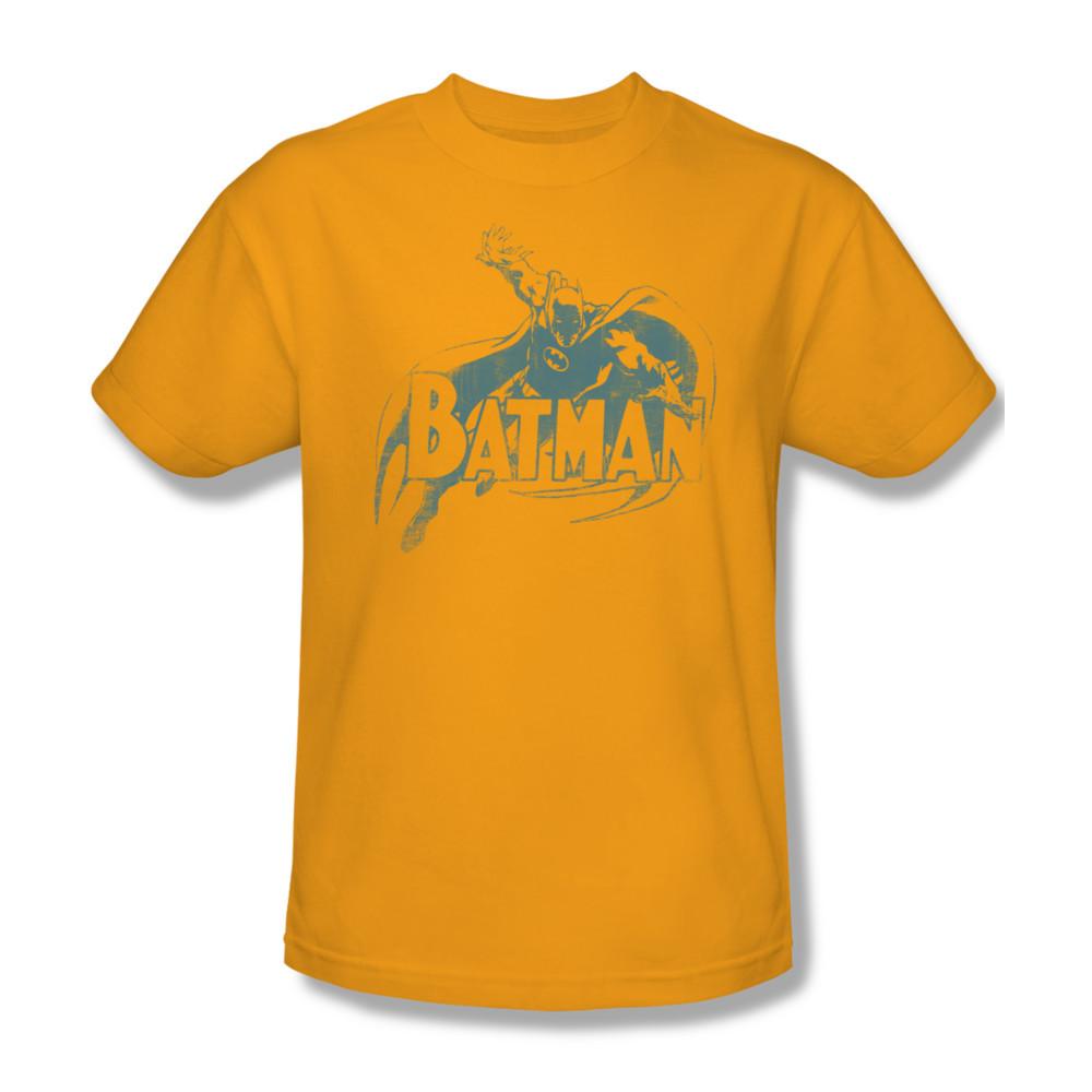 Bm1959 at batman dc comics gold t shirt retro vintage for sale online graphic t shirt
