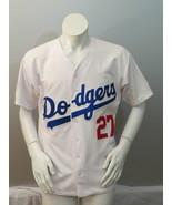 LA Dodgers Jersey (VTG) - Kevin Brown # 27 Rusell Athletic - Men's Large - $85.00