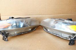10-11 Honda Insight EX Headlight Lamps Light Set LH & RH image 9