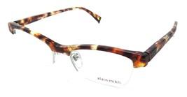 Alain Mikli Rx Eyeglasses Frames A03024 BP02 51x19 Light Havana Made in Italy - $117.60