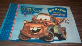WALT DISNEY CARS LIGHTNING MCQUEEN & TOW MATER TRUCK PILLOW CASE PILLOWCASE - $14.85