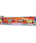 Nuovo Posizionabile a Piacimento Dinosauro Azione 6 Confezione-Nuova T-R... - $1.004,69 MXN
